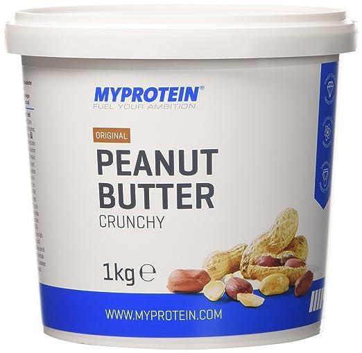 33 opinioni per MyProtein Peanut Butter Natural Burro di Arachidi- 1 Pezzo
