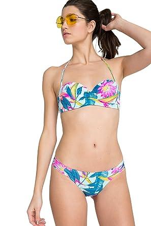 6741f14df5548 Ardene Women's - Bikini Bottoms - Ruched Bikini Bottom Extra Small  -(8A-AP01938