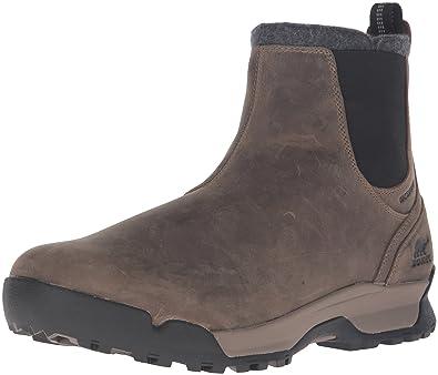 d762cc72164 Sorel Men's Paxson Chukka Waterproof-245 Snow Boot