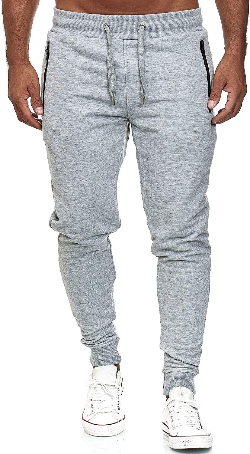 Red Bridge Herren Jogginghose Jogger Hose Freizeithose Sweat-Pants R-B-J M4236
