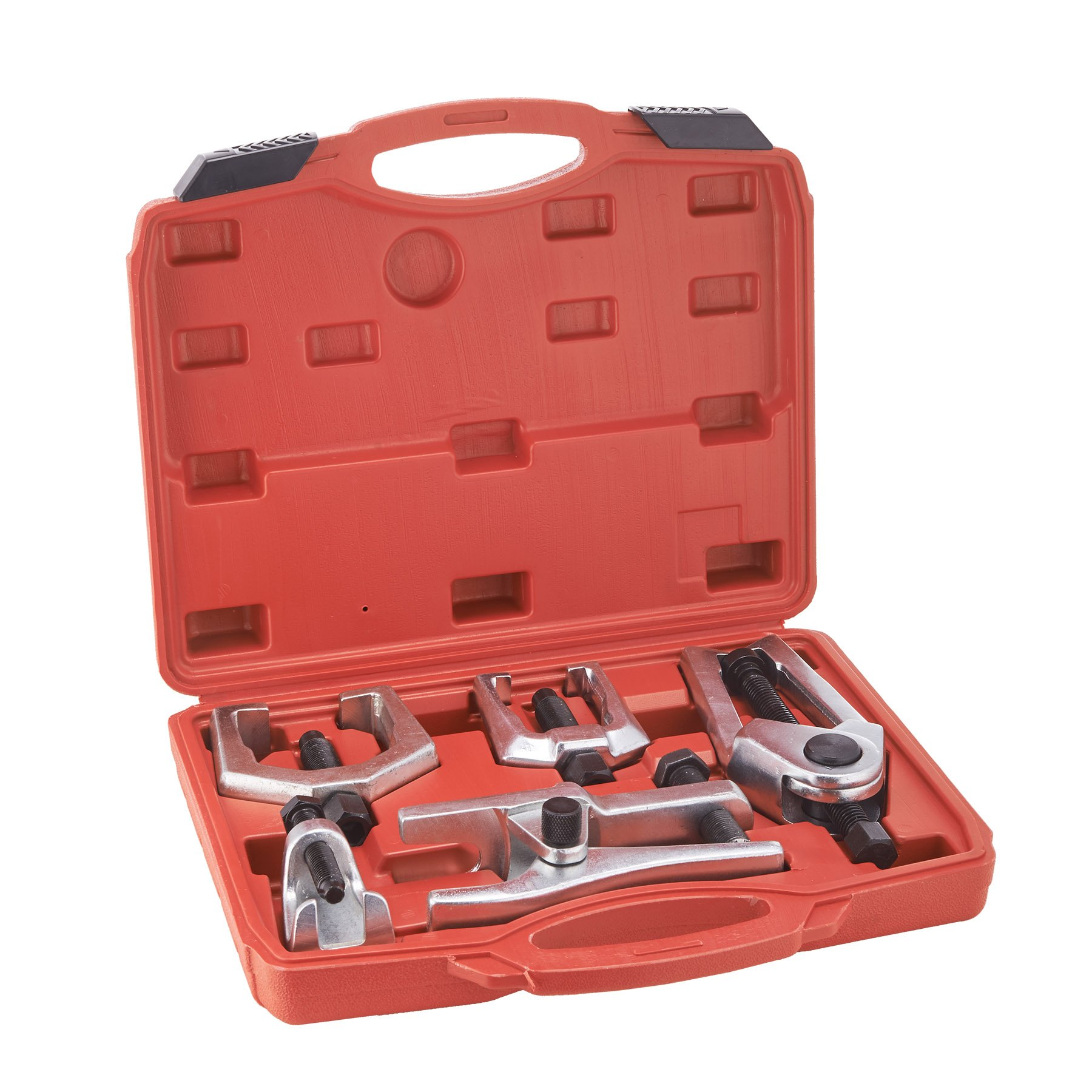 ABN Front End Service Tool Kit Ball Joint Separator Pitman Arm Tie Rod Puller 5 Piece