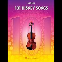 101 Disney Songs for Violin (VIOLON)