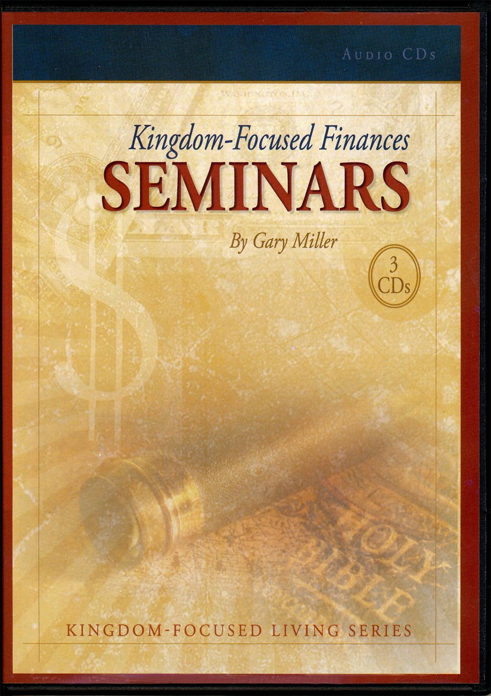 Kingdom-Focused Finances Seminars Audio CDs