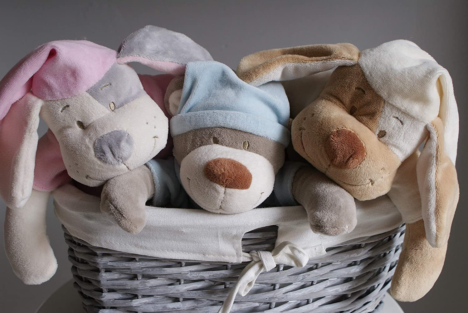 Automatic Turn On Puts The Baby to Sleep at Night Teddy Bear Doodoo Calms The Crying Baby with Womb Sounds
