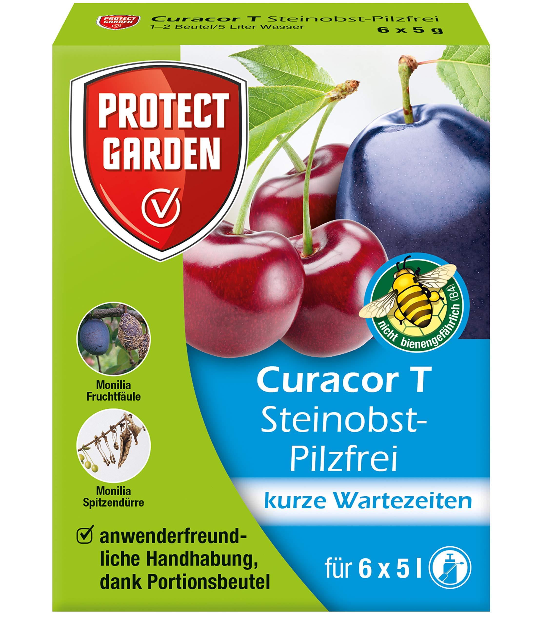 PROTECT GARDEN Curacor T Steinobst-Pilzfrei (ehem. Bayer Garten Baycor T), Pilzbekämpfung an Steinobst, 30 g product image