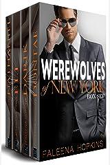 Werewolves of New York Boxed Set