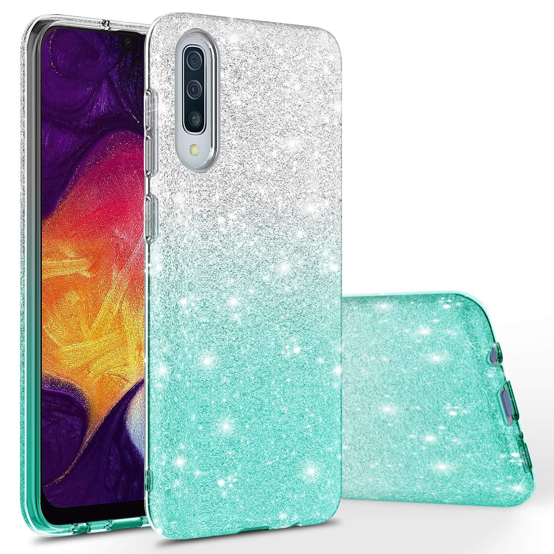 Funda Para Samsung Galaxy A50 Glitter Rosebono Fashion [7tdc96gv]