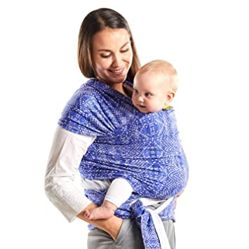Amazon Com Boba Baby Wrap Carrier Boho The Original Child And