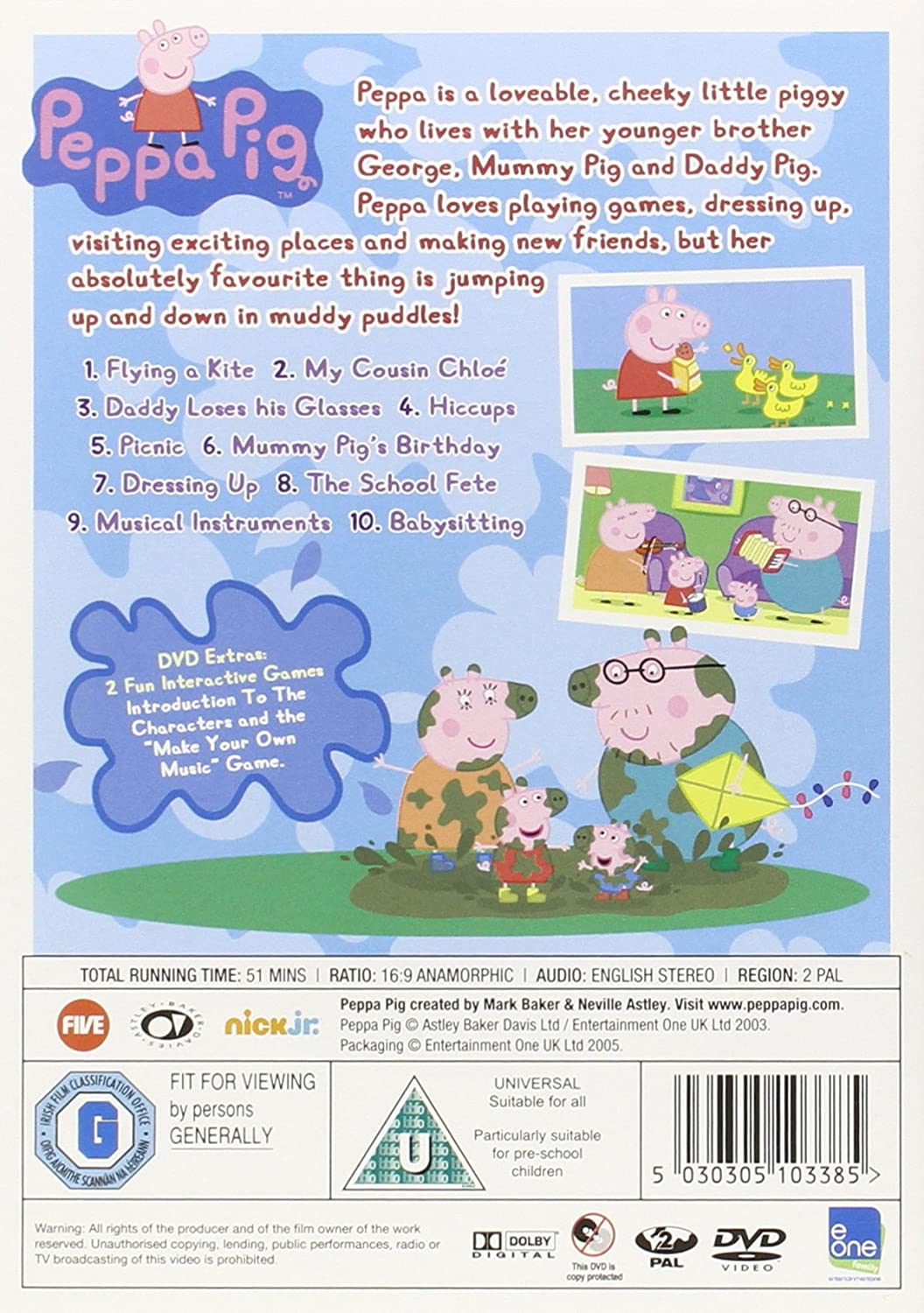 Pe peppa pig online coloring pages - Peppa Pig Flying A Kite And Other Stories Volume 2 Dvd Amazon Co Uk Peppa Pig Lily Snowden Fine Voice Morwenna Banks Voice Richard Ridings