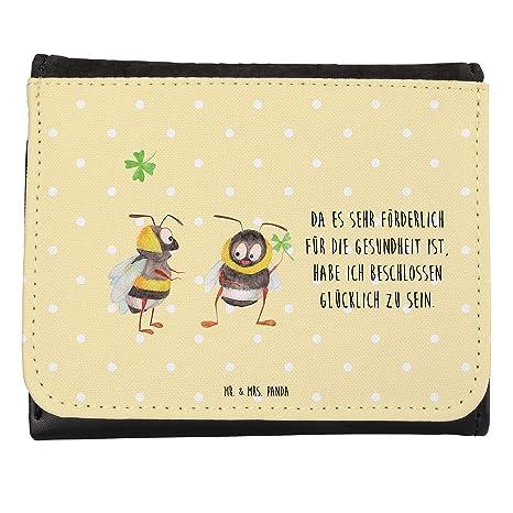 Mr. & Mrs. Panda - Monedero Compacto con trébol - Hummel ...