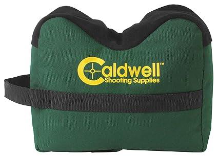Amazon.com   Caldwell DeadShot Front Shooting Bag - Filled Bag   Gun ... a01b27ccc00