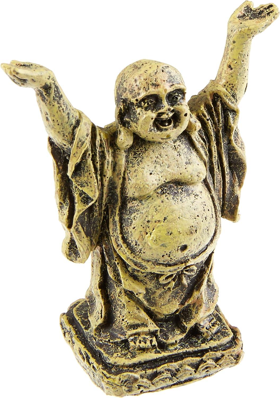 Penn Plax (RR563) Mini Standing Buddha Ornament By Penn Plax