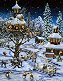 Woodland Holiday Advent Calendar (Countdown to Christmas)