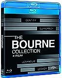 The Bourne Collection (4 Blu-Ray) [Italia] [Blu-ray]