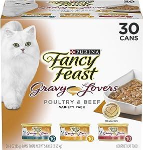 Purina Fancy Feast in Gravy Adult Canned Wet Cat Food