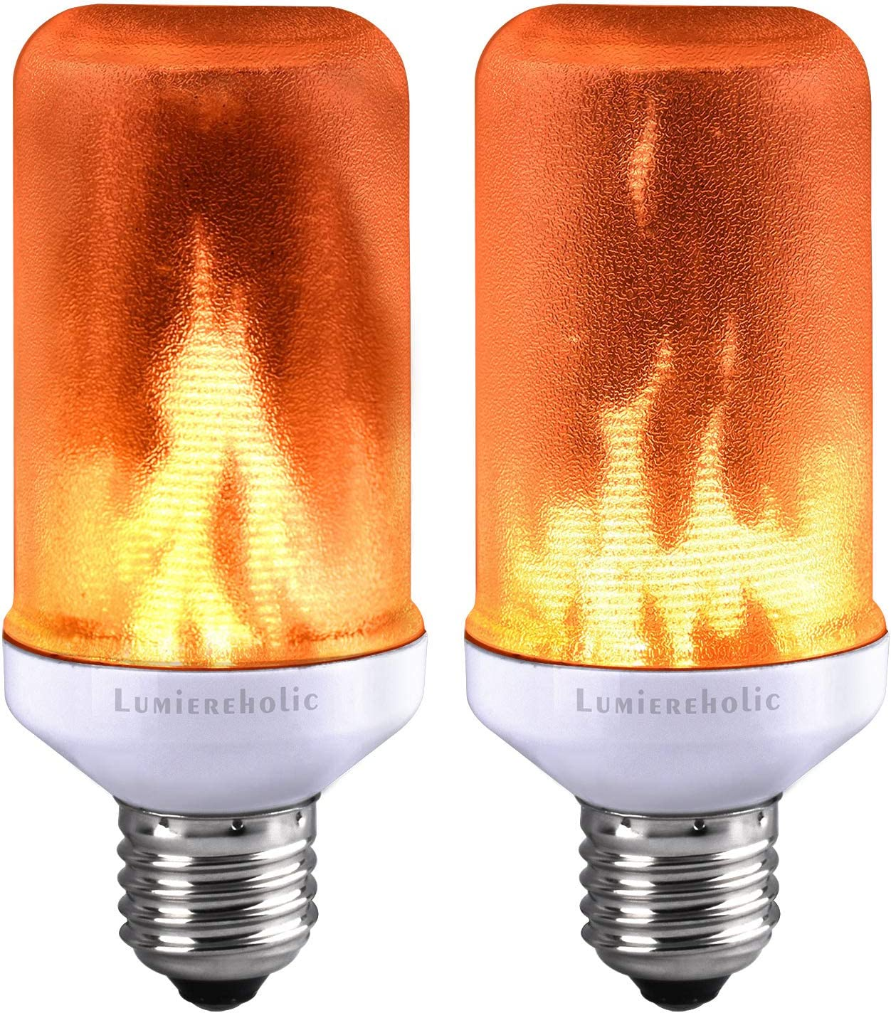 E27 LED Flame Flickering Effect Fire