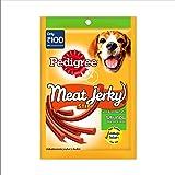 Pedigree Dog Treats Meat Jerky Stix, Bacon, 60 g Pouch