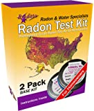 Home Radon Test Kit (2-pack)