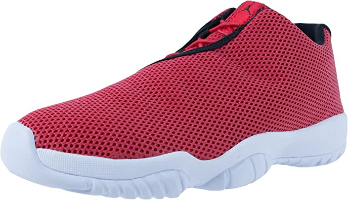 718948-600 New Men/'s Air Jordan Future Low Shoes University Red//White//Black