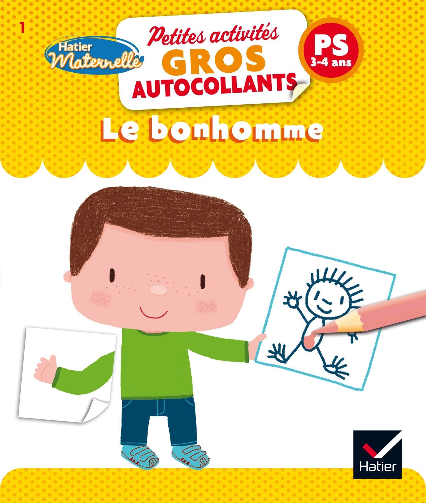 Amazon Fr Le Bonhomme Petite Section Marie Francoise Mornet