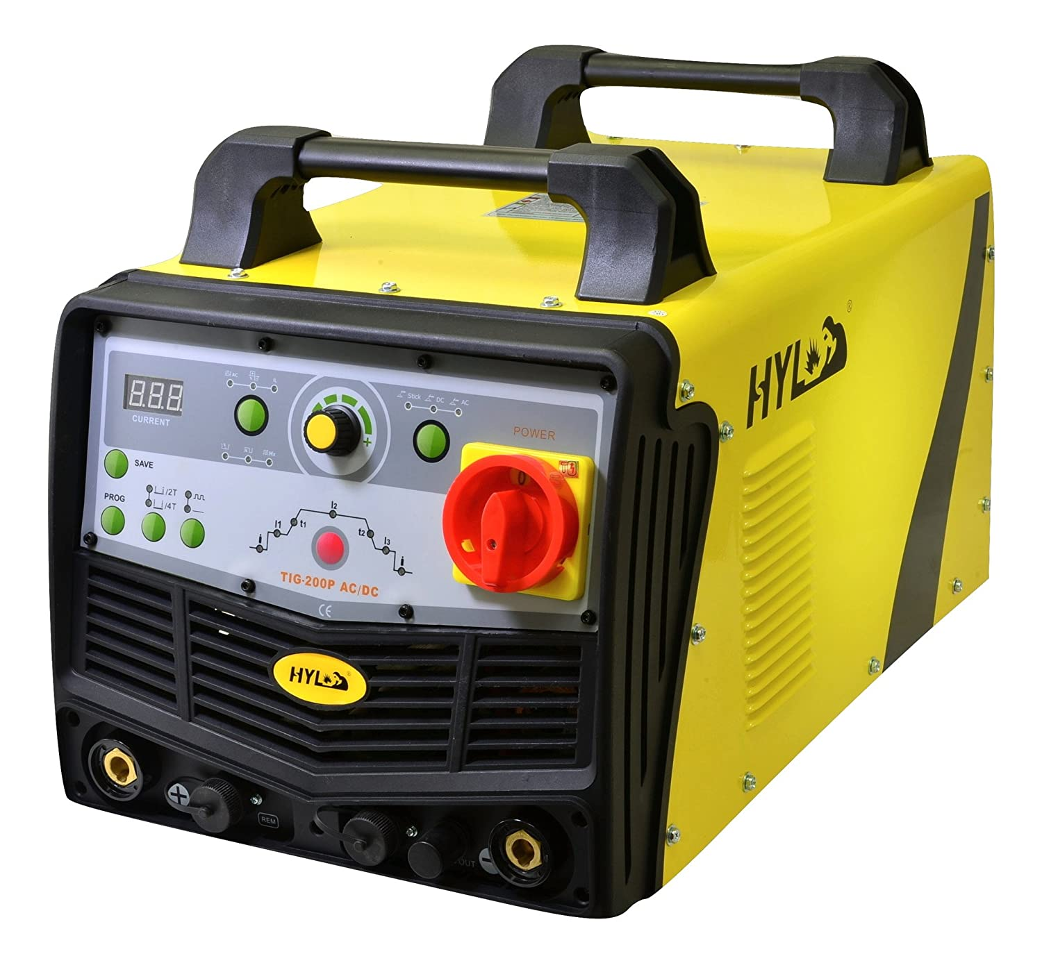 Hyl Tig 200p Ac Dc Digital Welder Compare To Miller Hobart Lincoln Foot Pedal Wiring Diagram Welders At 5x The Price 2yr Usa Warranty With Based Parts And Service