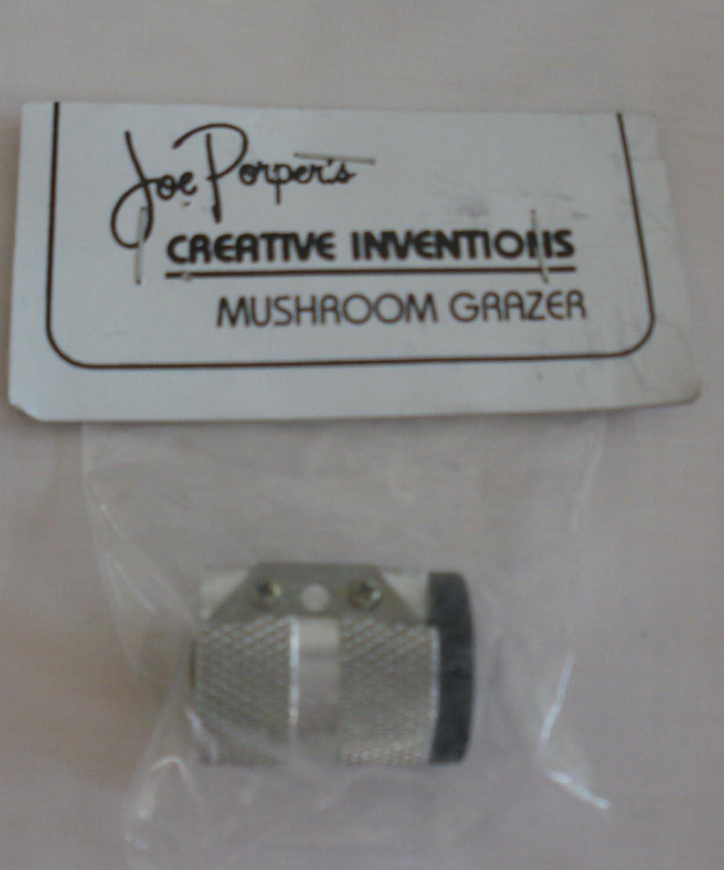 Joe Porper Mushroom Grazer Cue Tip Tool Pool Cue Shaper