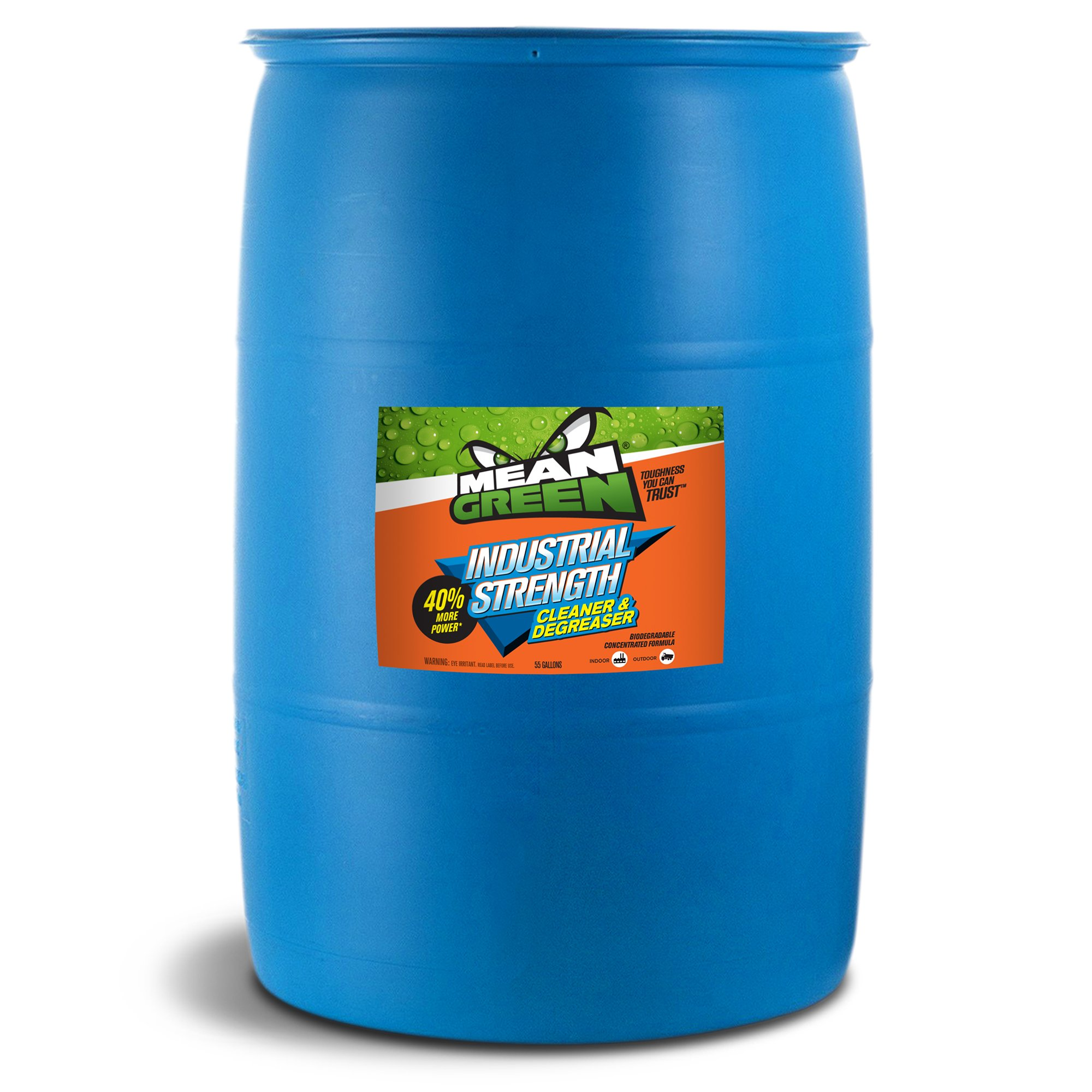 Mean Green Industrial Strength Cleaner & Degreaser (55 gal. Drum) by Mean Green