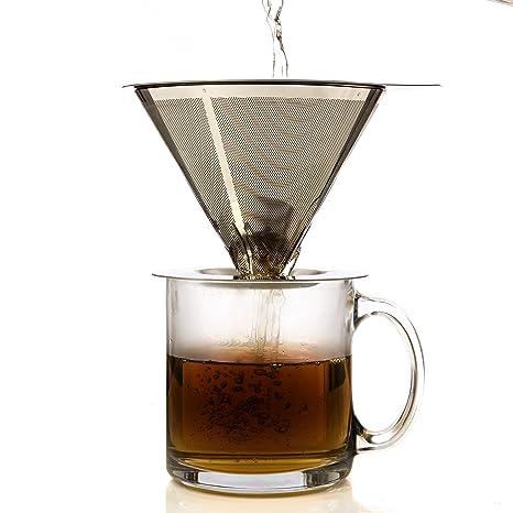 Amazon.com: Una Taza cafetera eléctrica por housebasics ...