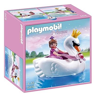 outlet Playmobil Princess 5476 - Princesse Avec Bateau De ...