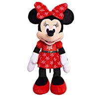 Deals on Disney Minnie Mouse 2020 Large Holiday Plush