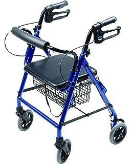 Amazon.com: Walker Plegable Ajustable para adultos – Número ...