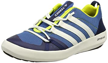 best sneakers 4c8af da00b adidas Kid s Terrex CC Boat Men s Trainers, (Core Blue S17 Chalk White