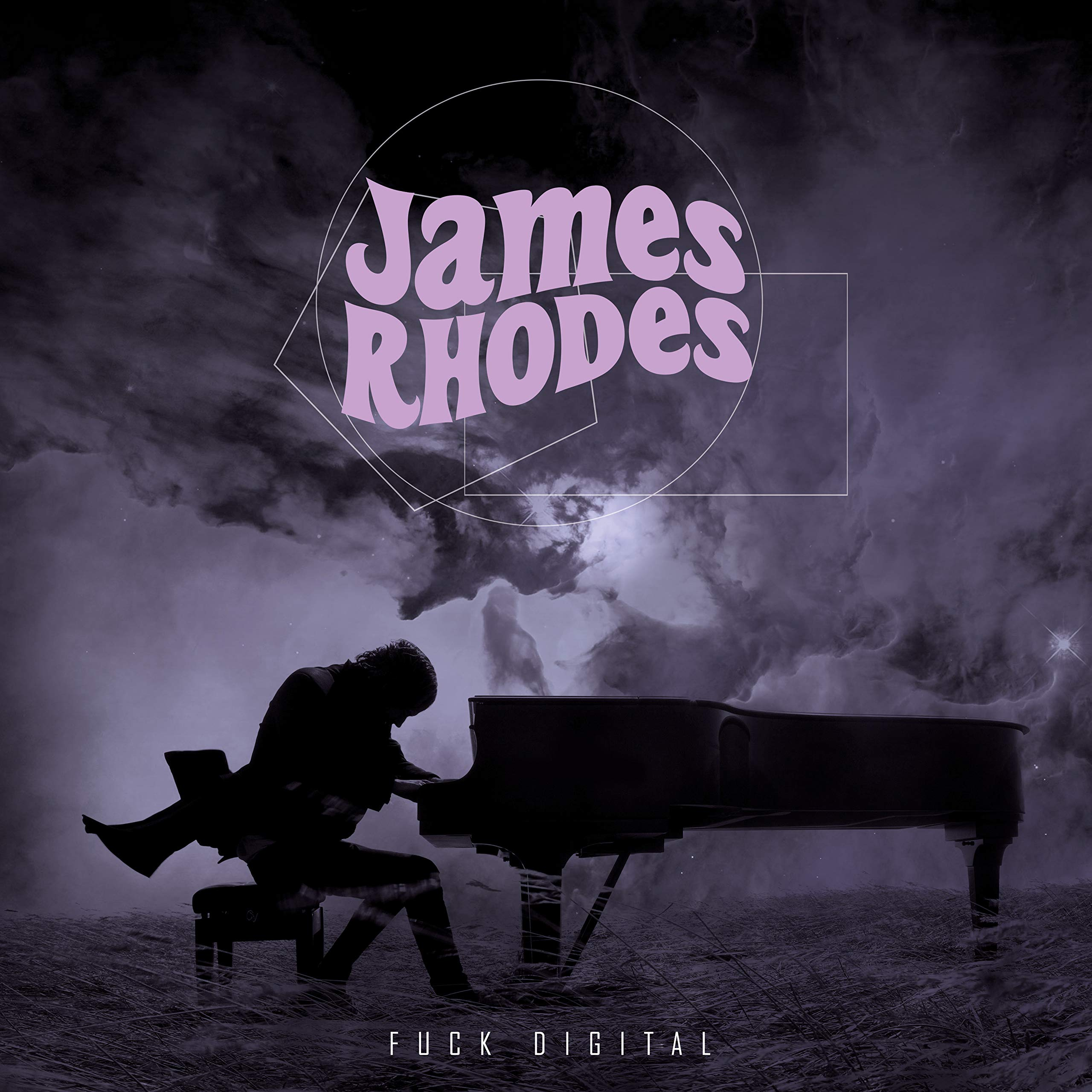 Vinilo : JAMES RHODES - F*** Digital (LP Vinyl)