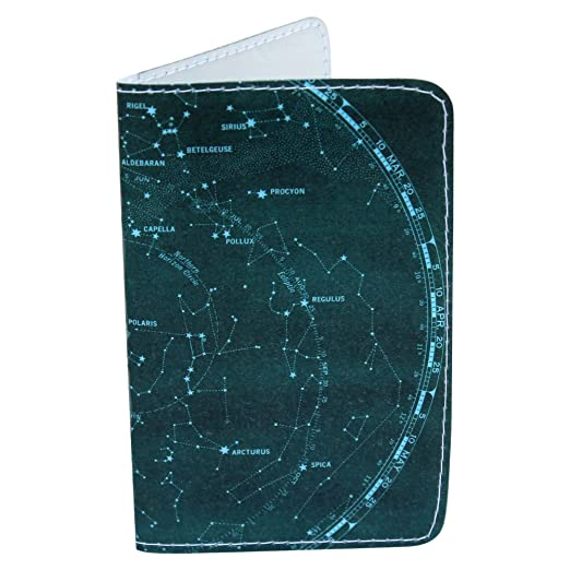 Star Chart Gift Card Holder & Wallet
