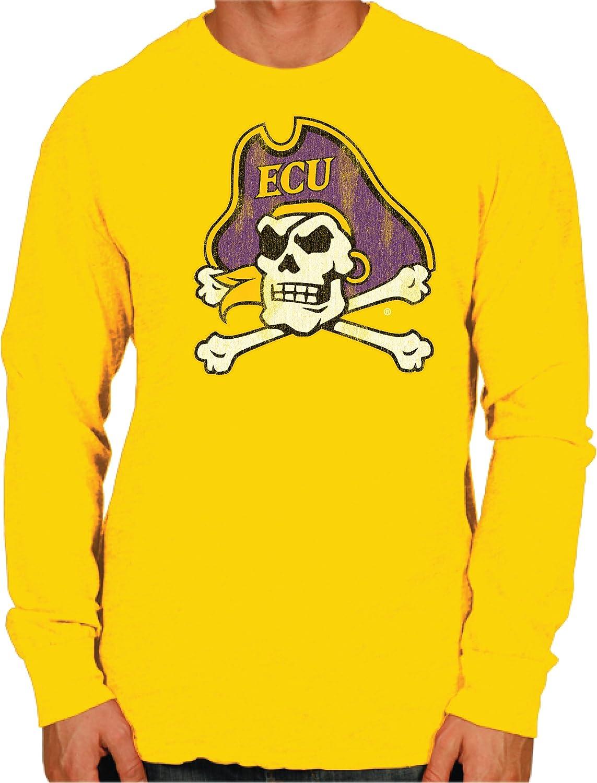 Original Retro Brand NCAA Mens Mens L//S Sleeve Tee