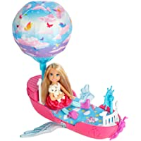Barbie Dreamtopia Magical Dreamboat with Chelsea Doll