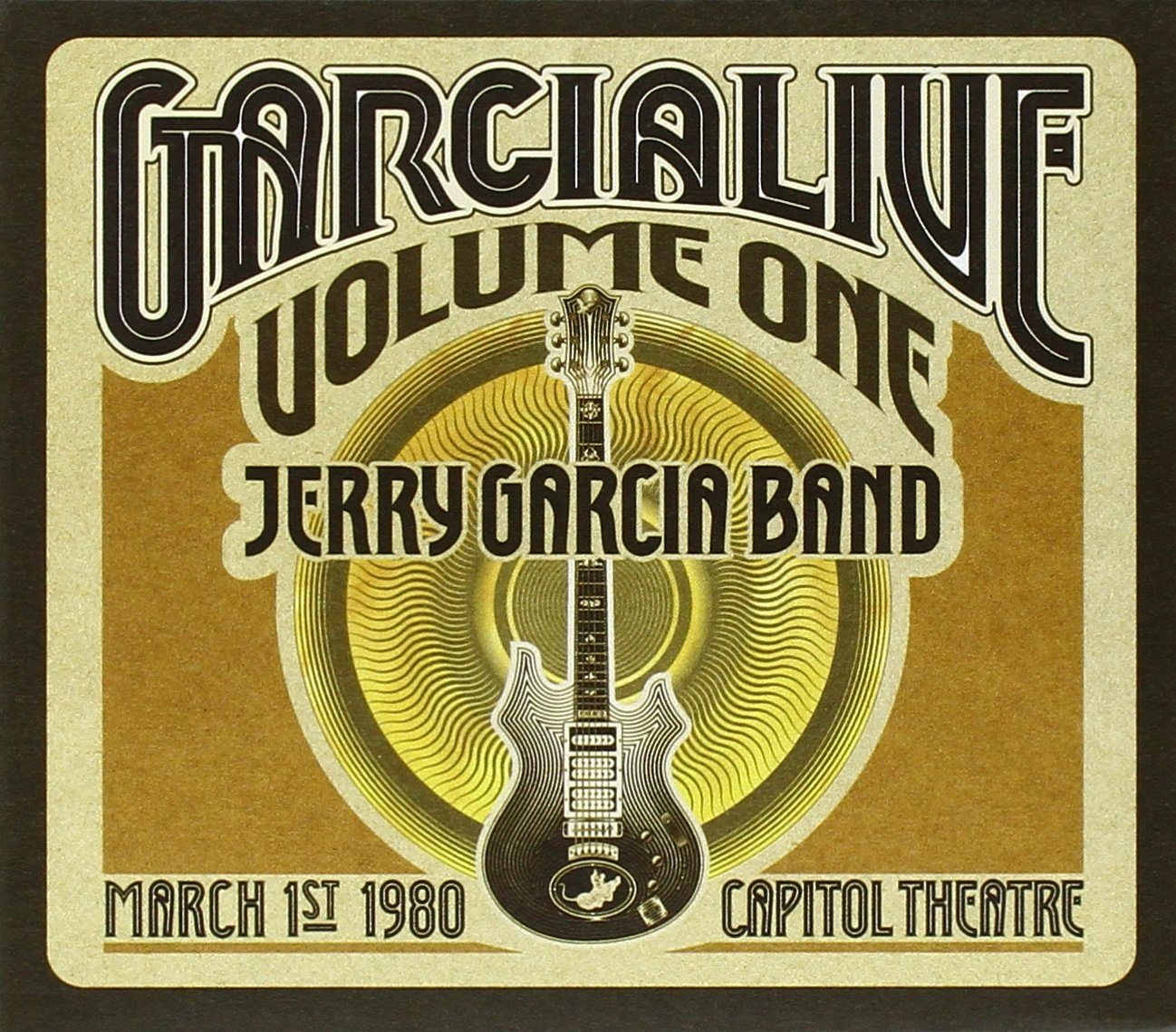 Garcialive Vol. 1 Capitol Theatre [2 CD] by Round Records