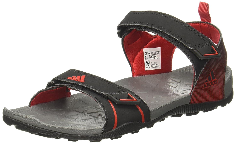 Bara M Cblack/Scarle/Visgre Sandals