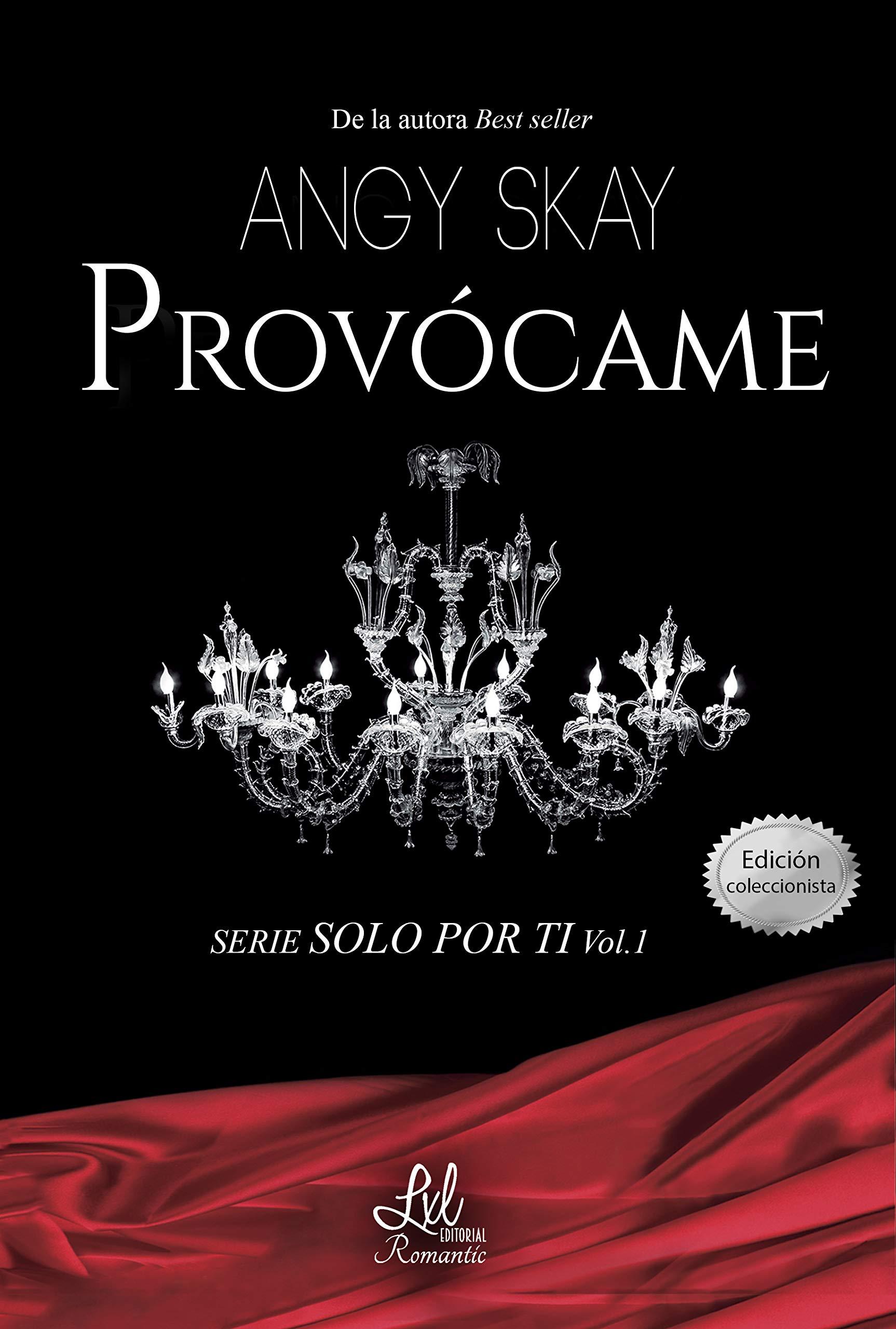 Provocame Ed. Limitada: Amazon.es: Angy Skay: Libros