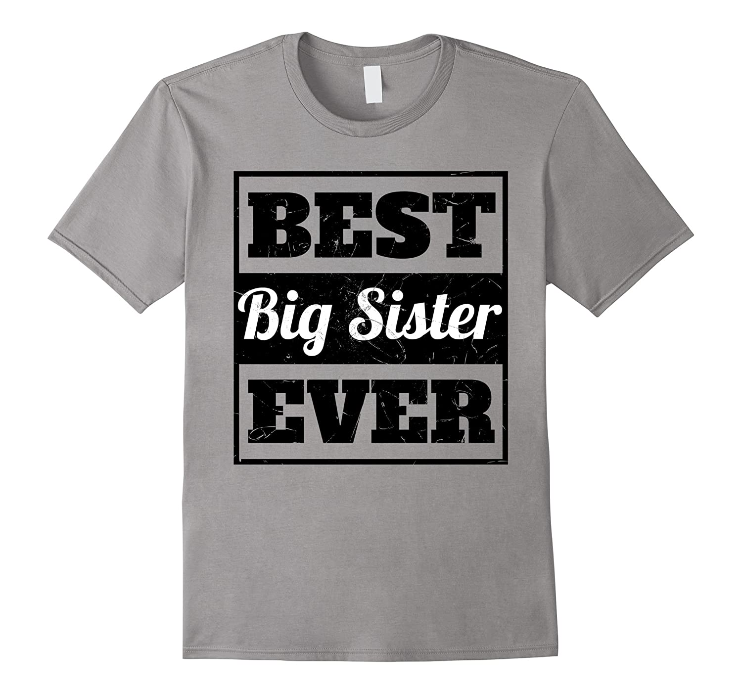 Best Big Sister Ever Youth T-Shirt   sister gifts ,Big Girls-FL