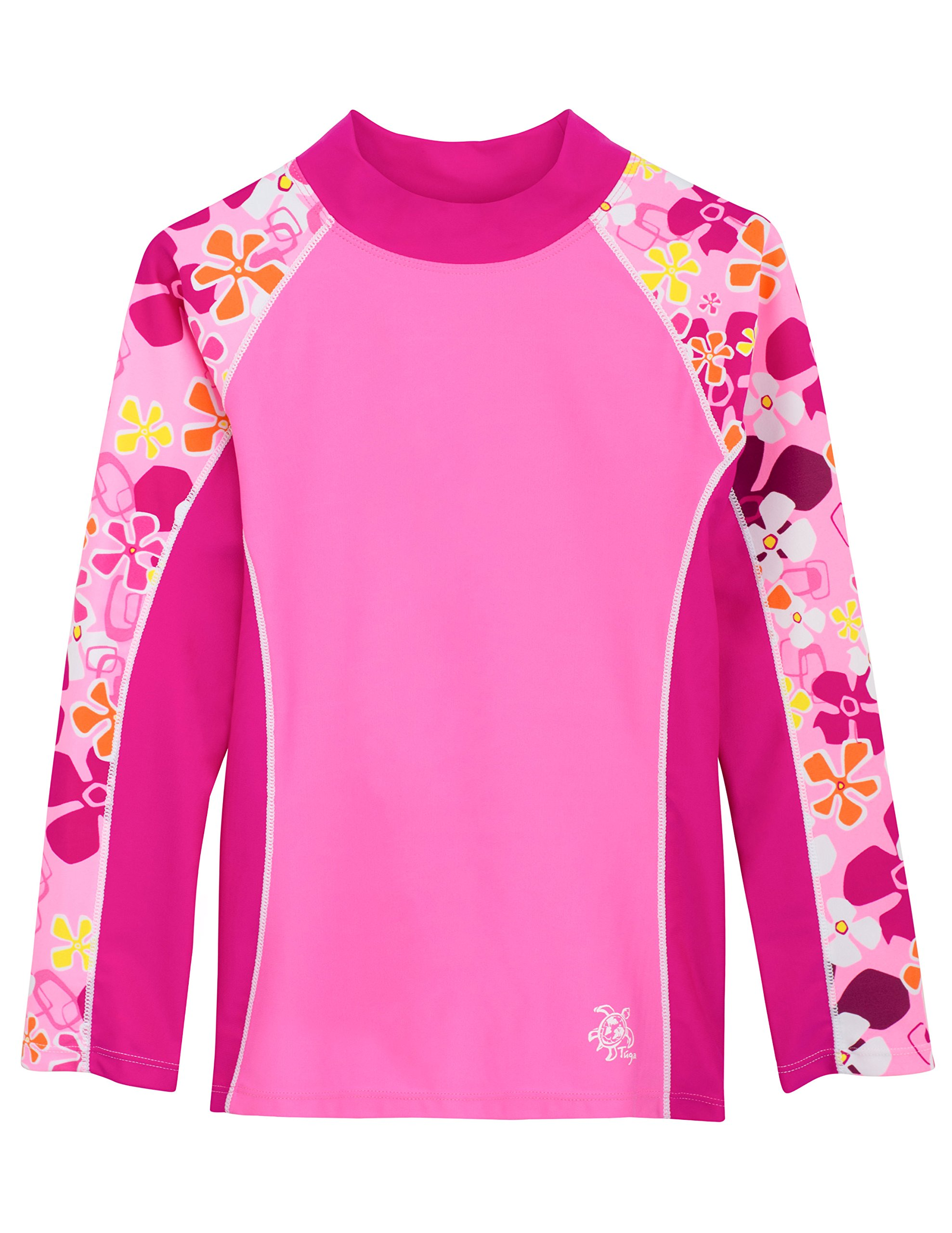 Protection Tuga Boys Two Piece Long Sleeve Swimsuit Set 2-14 Years UPF 50