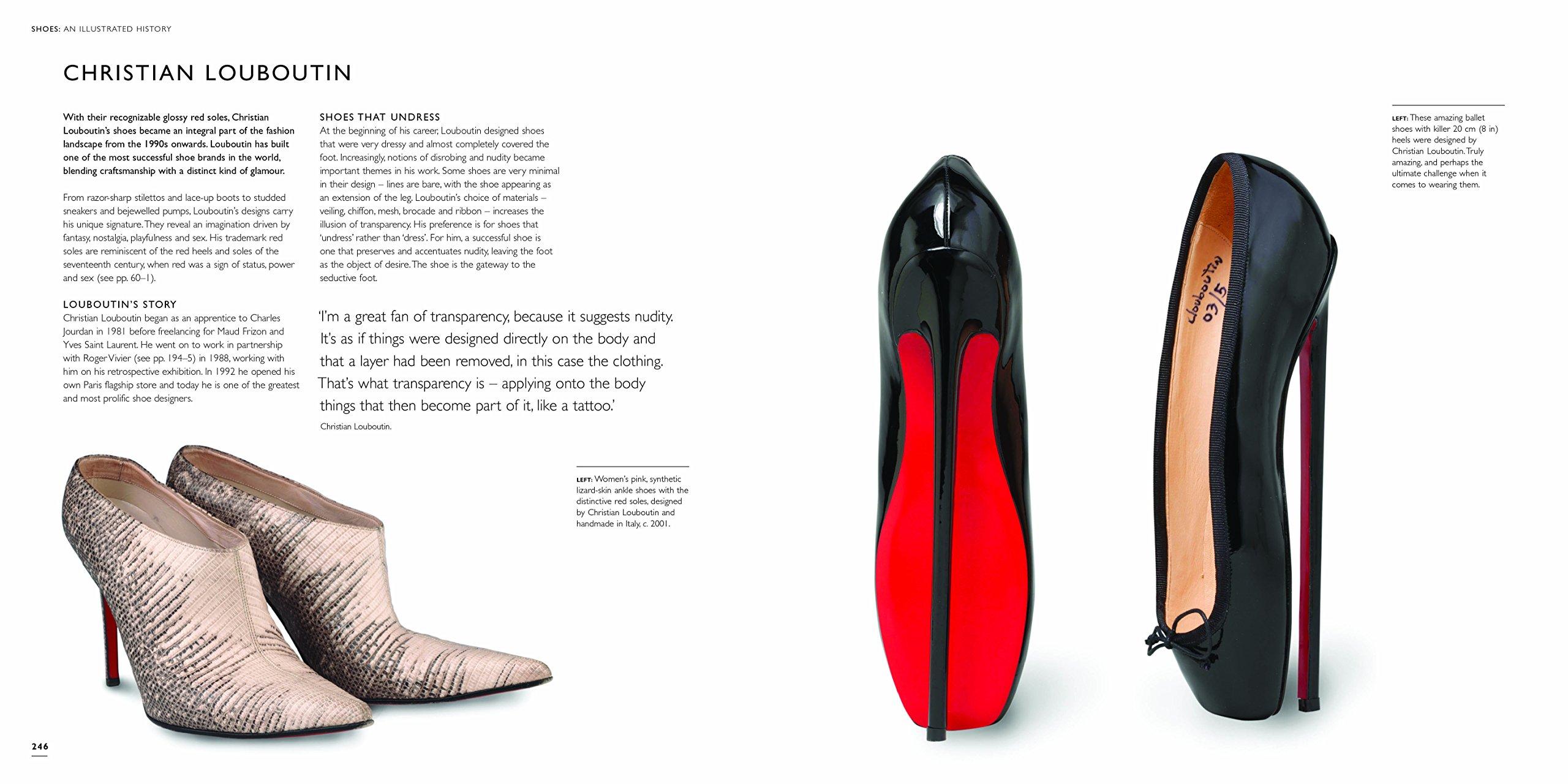 d9fd392f0e4 Shoes  An Illustrated History  Rebecca Shawcross  9781472531001   Amazon.com  Books