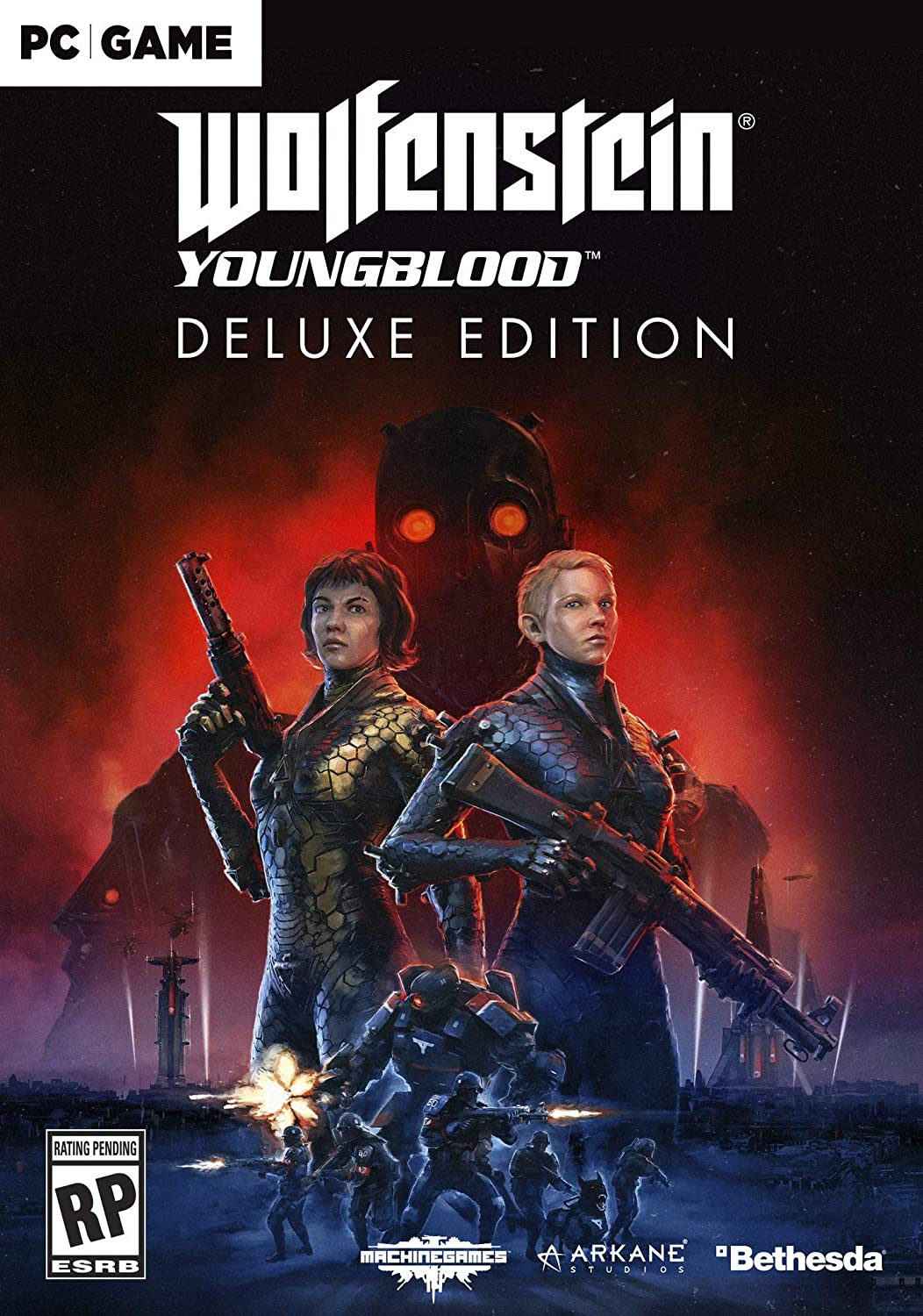 Wolfenstein: Youngblood - Deluxe Edition - Pre-load [Online Game Code]