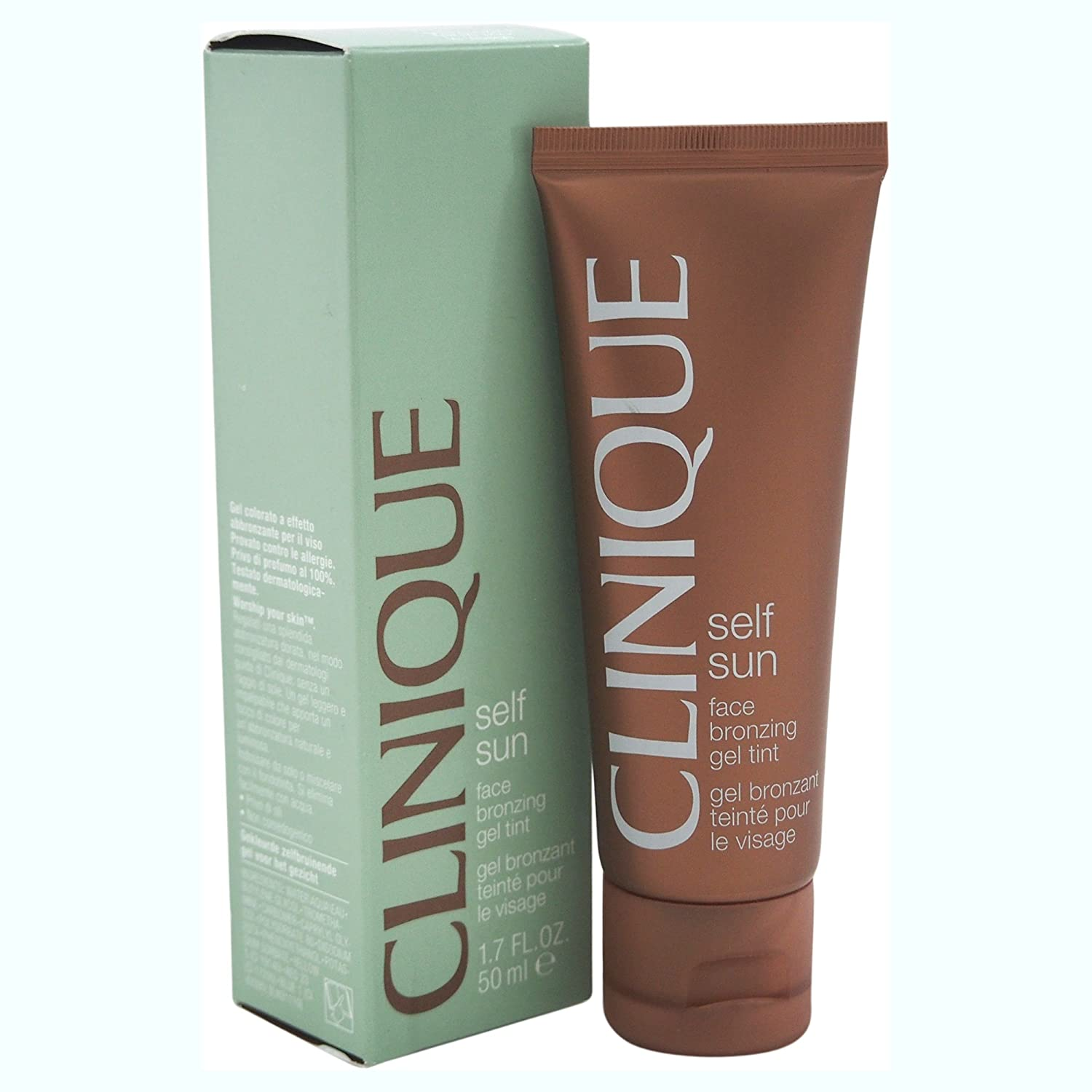 Clinique Face Bronzing Tinted Gel 50 ml 0020714353353 CLI00362