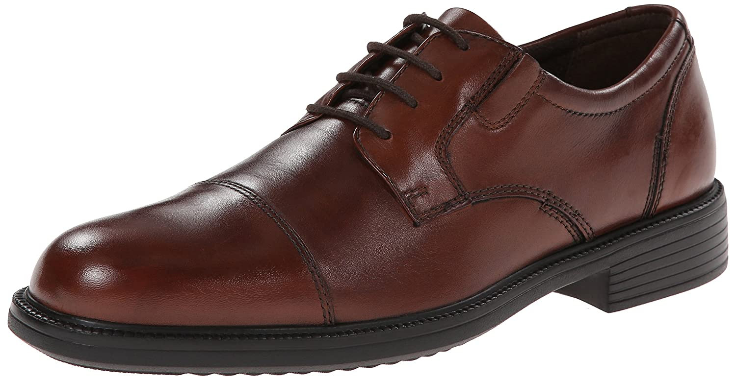 Bostonian Men's Bardwell Limit Oxford,marrón,9 M US -