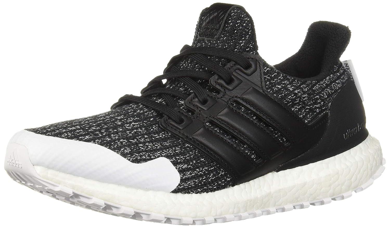 Black Black White Adidas Mens Ultraboost Running shoes
