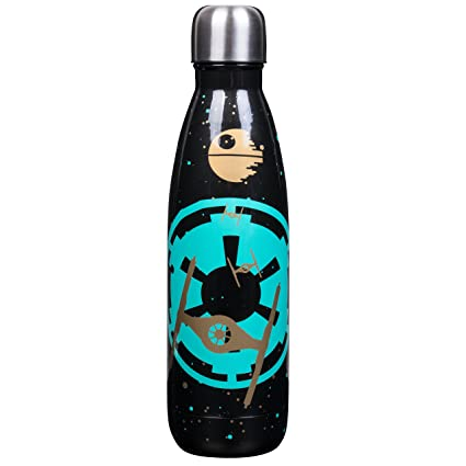 Amazon.com: star wars acero inoxidable aislado botella de ...