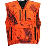 Mountain Pass Extreme Big Game Blaze Orange Camo Hunting Vest