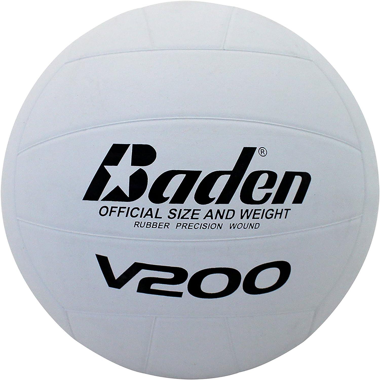 Baden - Balón de Voleibol Oficial tamaño 5 de Goma: Amazon.es ...