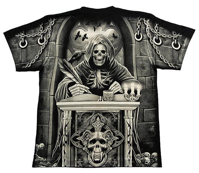Rock Eagle - Camiseta - para hombre negro xx-large: Amazon.es: Ropa y accesorios